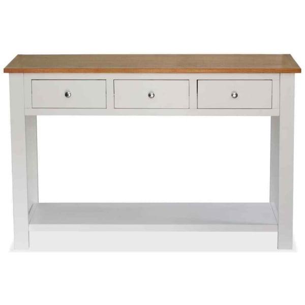 Annaka White Console Table