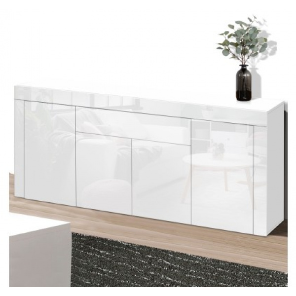 Ellen Sideboard Buffet White