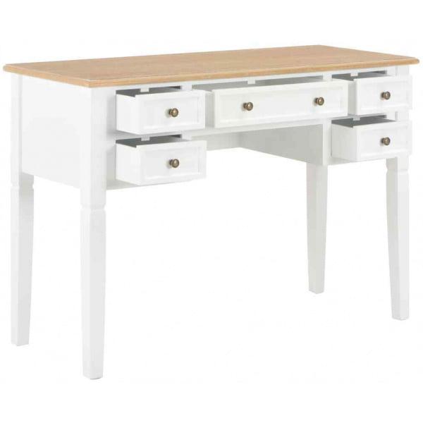 Alsa Desk White