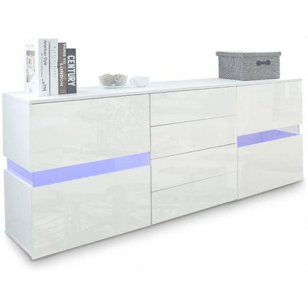 Karla Buffet Sideboard White