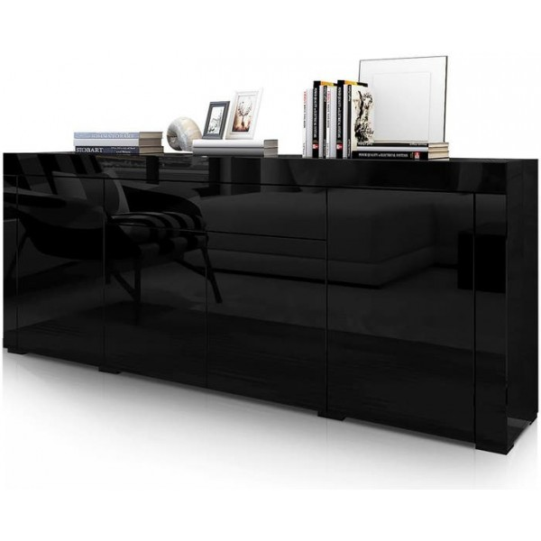 Nelson Buffet Sideboard Black