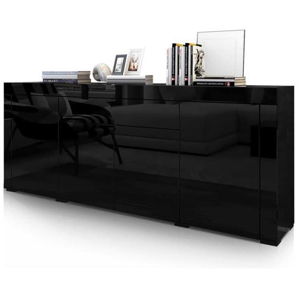 Nelson Buffet Sideboard Black