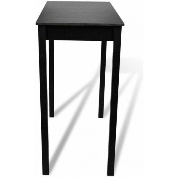 Templeton Bar Table Black