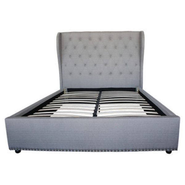 Chloe French Provincial Bed Tall Head