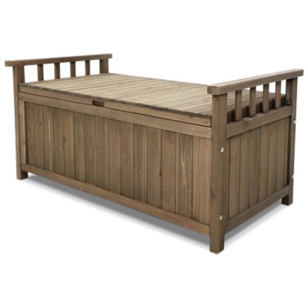 Jaxson Outdoor Storage Seat Bench