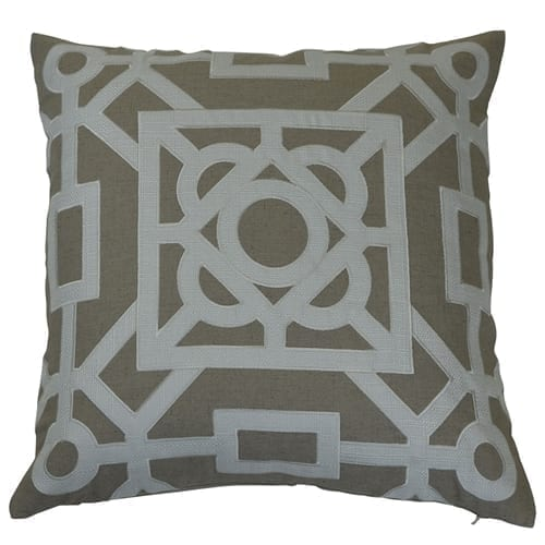 Beatrice Ivory Cushion Cover | Theo and Joe