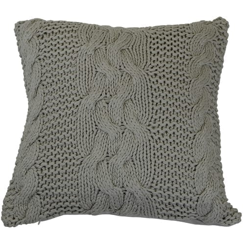 Antoinette Taupe Cushion Cover