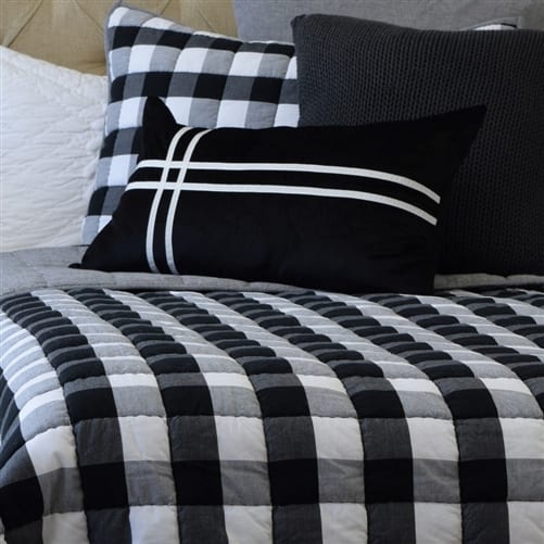 Como Quilt Comforter Set | Theo and Joe