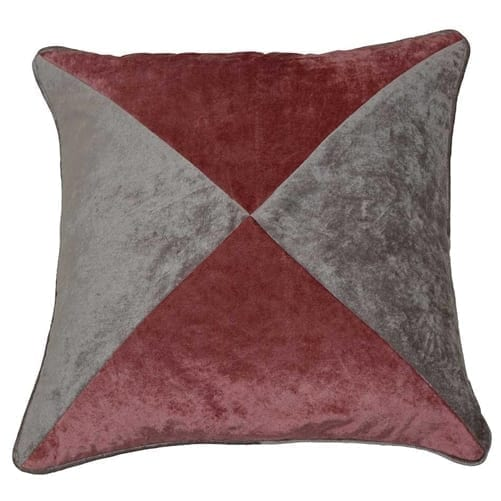 Harlequin Pink Cushion Cover
