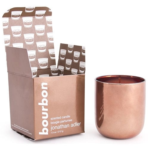 Jonathan Adler Scented Pop Candle Bourbon