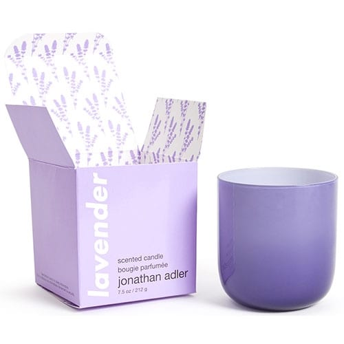 Jonathan Adler Pop Scented Candle | Lavender | Purple