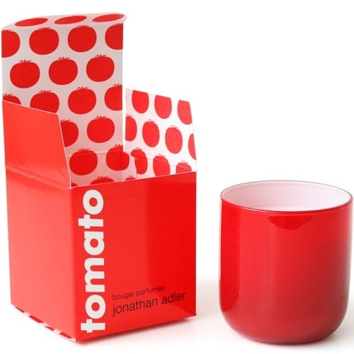 Jonathan Adler Pop Scented Candle | Tomato | Red