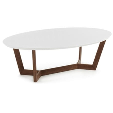 Surf Coffee Table | Light Grey