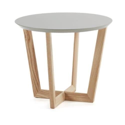 Rondo Side Table | Grey & Ash
