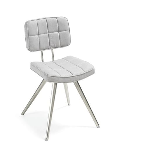 Lola Chair | Grey | Set of 2