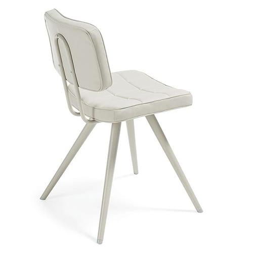 Lola Chair | Pearl White
