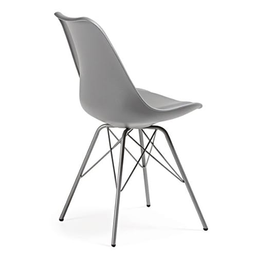 Lars Dining Chair Grey | Set of 4 | Contemporary Pieces