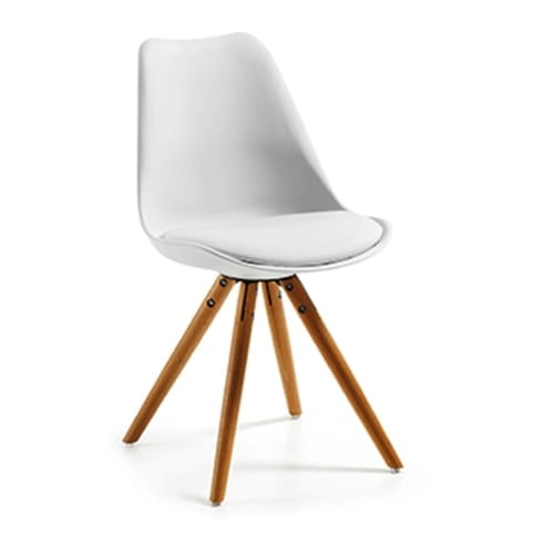 Lars Chair White