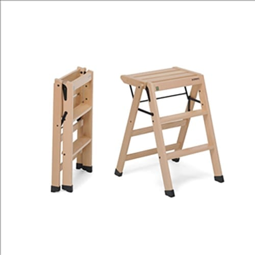 Losgabello-Wood Step Ladder