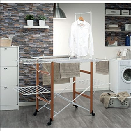 Super Gulliver Wood Clothes Airer
