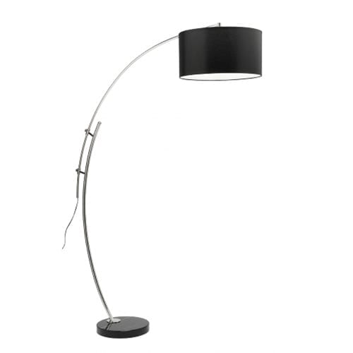 Highton Floor Lamp Black