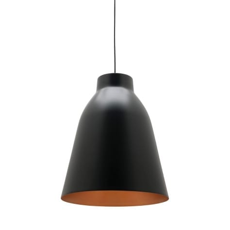 Jensen Black Pendant Lamp Light