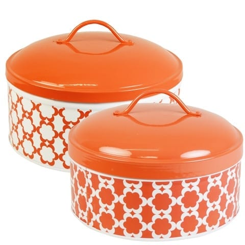 Geometric Cake Tin Set | Madras LInk