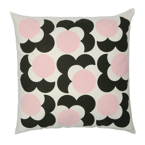 Orla Kiely Big Spot Shadow Flower Cushion | Nutmeg