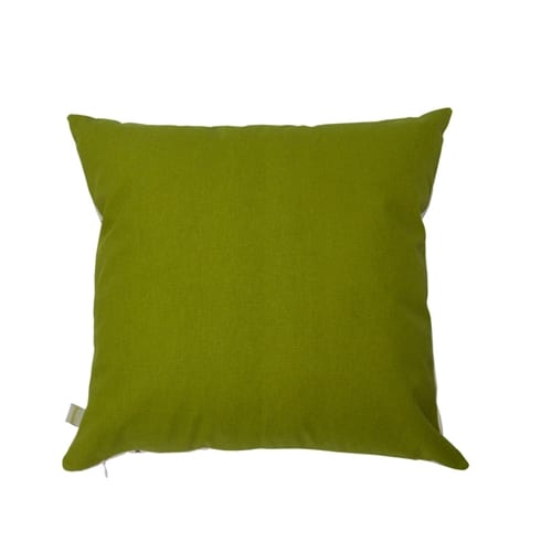 Orla Kiely 60s Stem Cushion Cover | Olive Chocolate