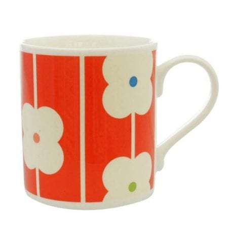 Orla Kiely Cup Red Abacus