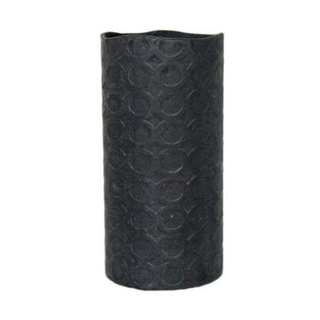 Oohh Paper Bisque Vase - Small - Black