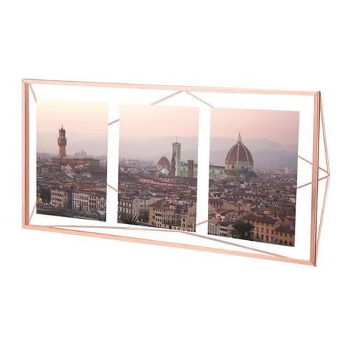 Umbra Prisma Multi Photo Frame Copper