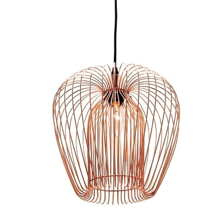 Kidman 250 Copper Pendant Light