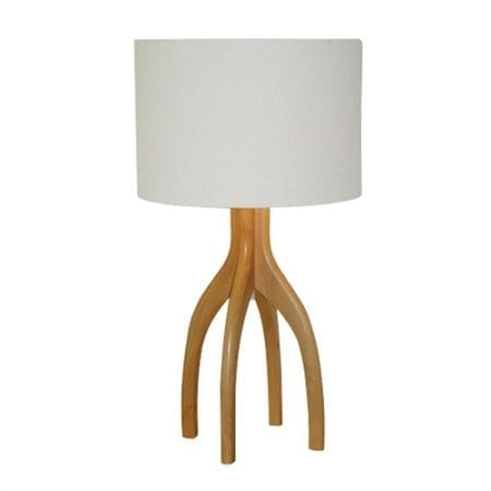 grigg table lamp white