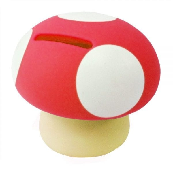 Red Mushroom Money Box