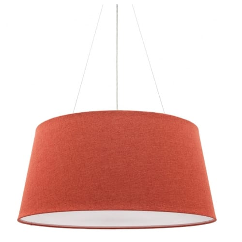 Tripoli Orange Pendant Lamp Light