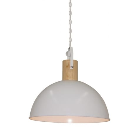 Berlo Pendant Light White 400