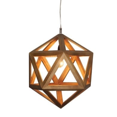 Yolmen Geometric Pendant Light